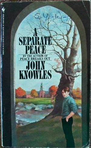 """Unsettled in """"A Separate Peace"""""""