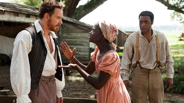 '12 Years A Slave': Life in Chains