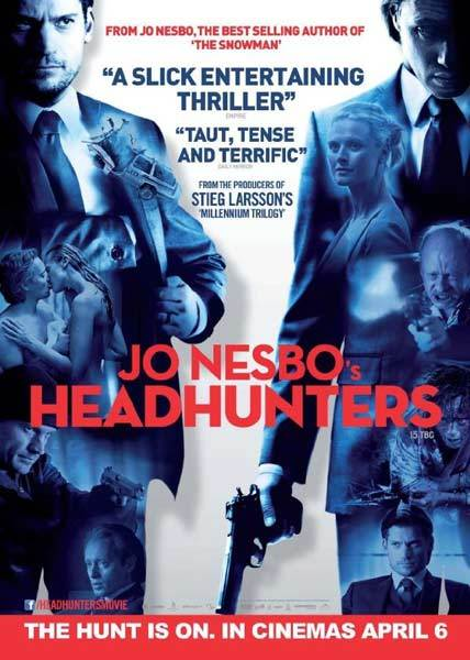 """""""Headhunters"""": Hitchcock Meets Wile E. Coyote"""
