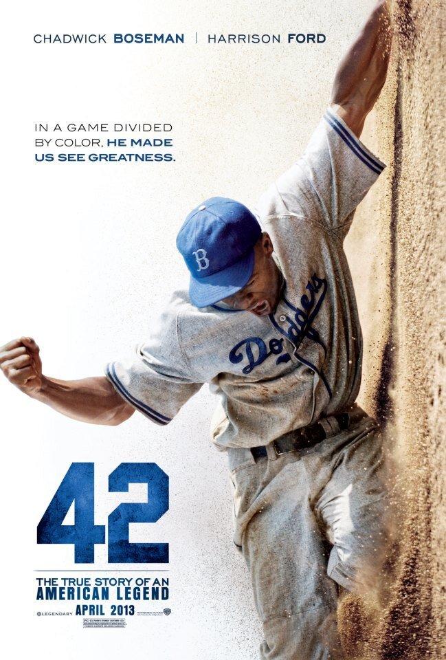 '42': A Strikeout of a Movie