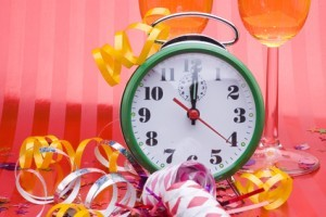 Forget Resolutions: Countdown to 2012