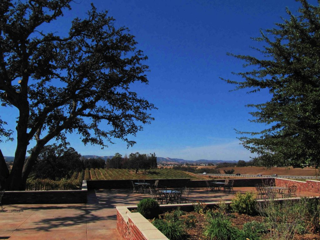 Wine Country and The Pacific Ocean: The RV Trip Rolls On