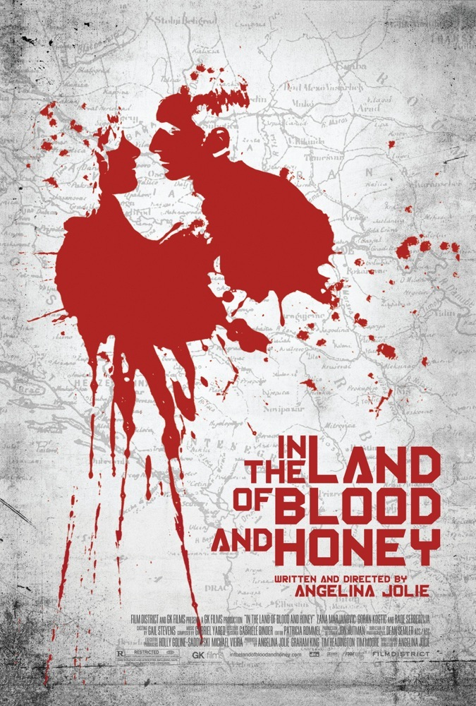 """""""In the Land of Blood and Honey"""": Angelina's Dark Journey"""
