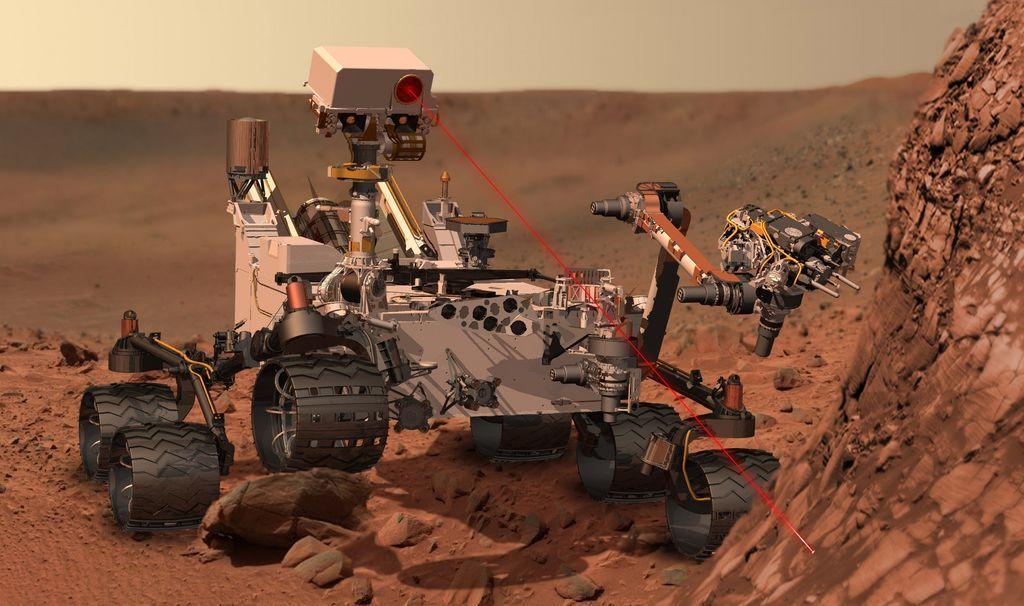 Curiosity to Explore Next Frontier: Mars