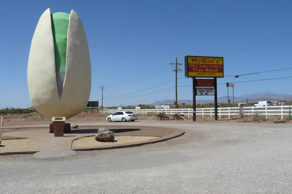 The Last of New Mexico and the First of Texas