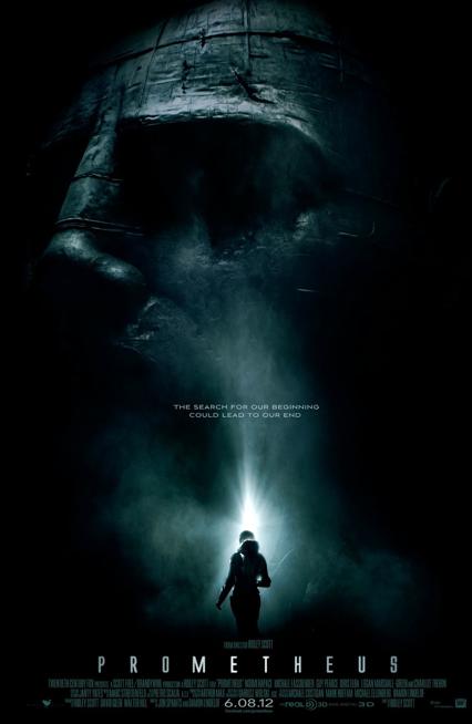 """Prometheus"": Great Visuals, Flat Characters"