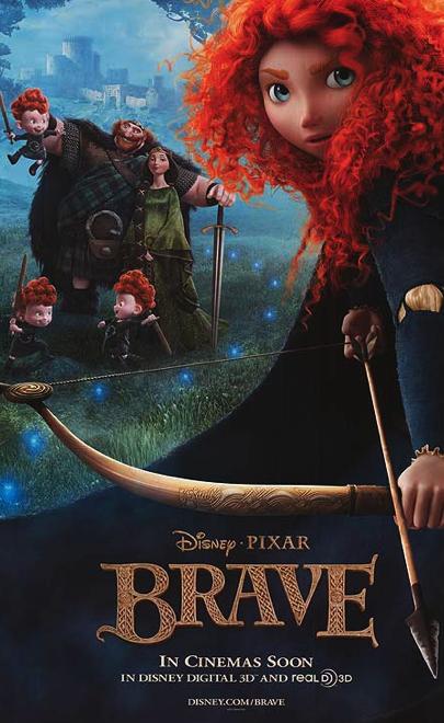 'Brave': Plenty to Enjoy