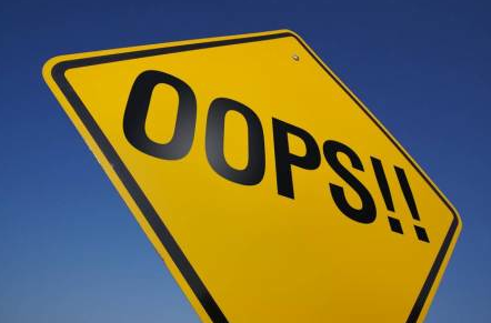 Five Ways to Be Good at Making Mistakes