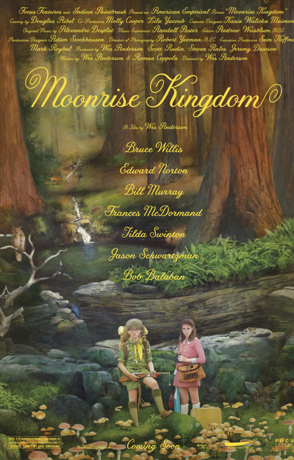"""""""Moonrise Kingdom"""": Weird and Lovely"""