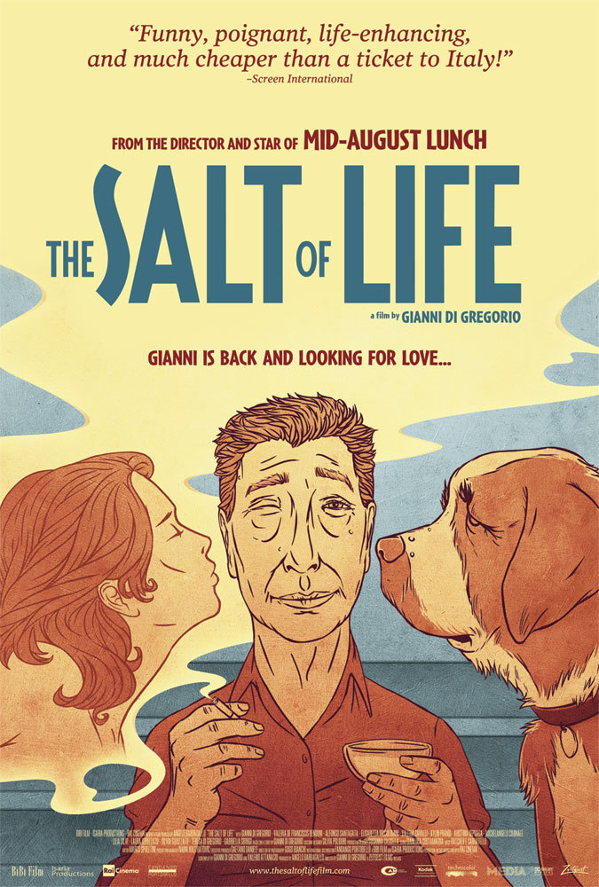 """The Salt of Life"": Dirty Old Men"