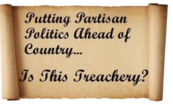 The Great American Treachery