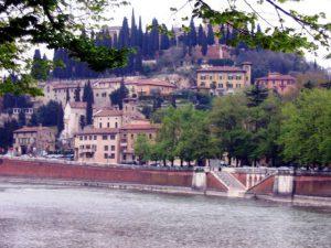 From Bologna to Verona