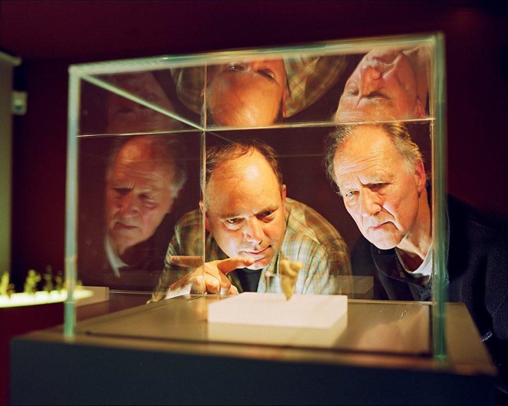 Werner Herzog Sees God. Kind of. Sort of.