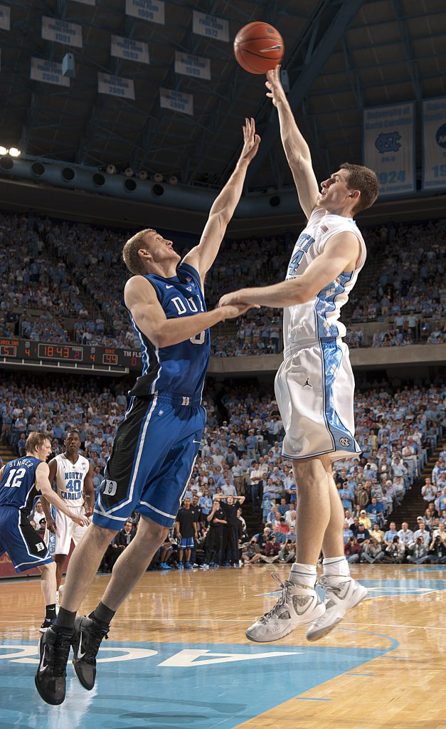 Duke and UNC Reach Coaching Crossroads