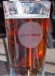 The Beer Formerly Known as Albino Rhino