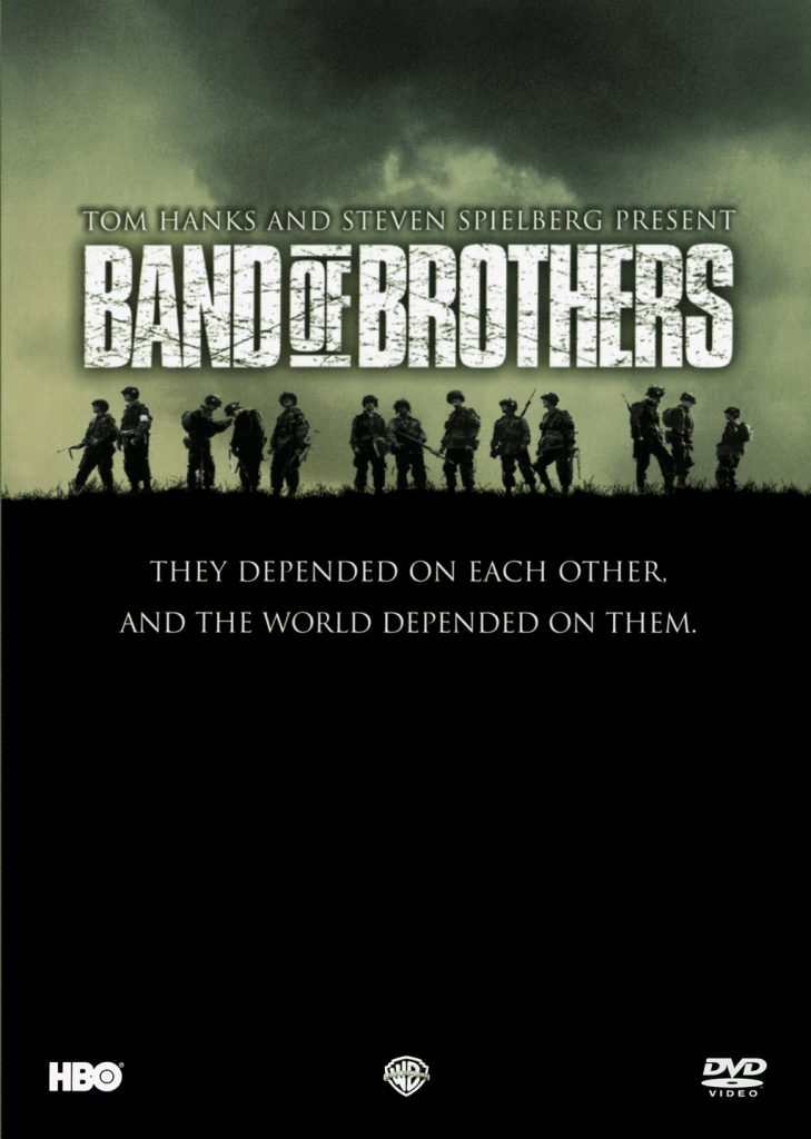 """New on DVD: """"Band of Brothers"""" and """"The Pacific"""" in a New Boxed Set"""
