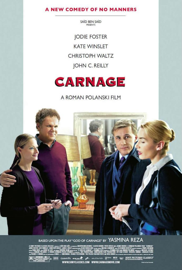 """""""Carnage"""": Comedy and Confrontations"""