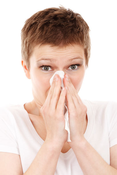 Ode to a Sneeze: The Benefits of Catching a Cold