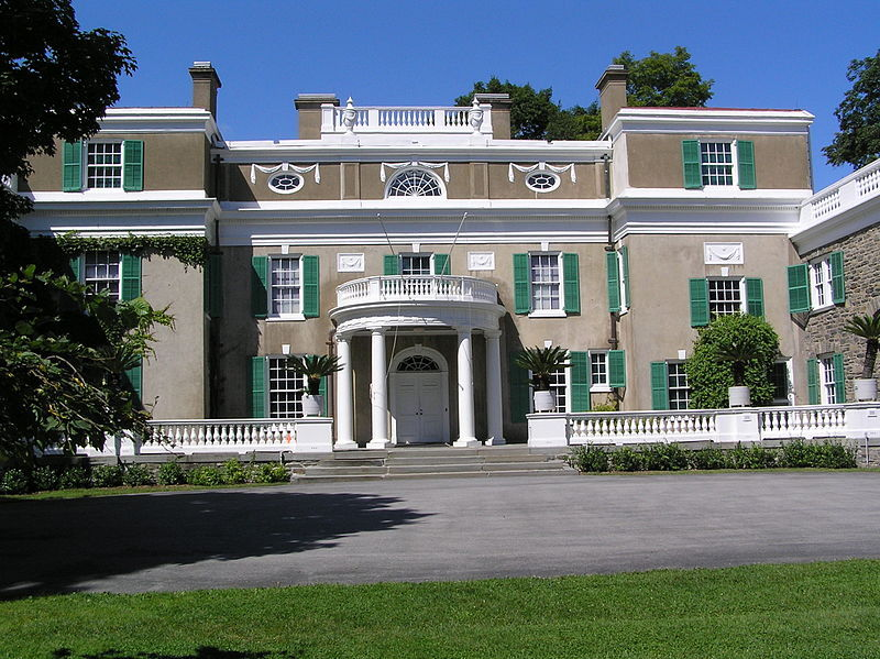 Roosevelt's Home in Warm Springs, Georgia