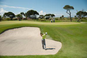 PGA Golfers Prepare to Battle Ocean Course
