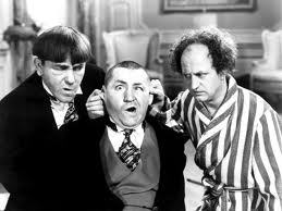 Three Stooges, For Hours of Fun?