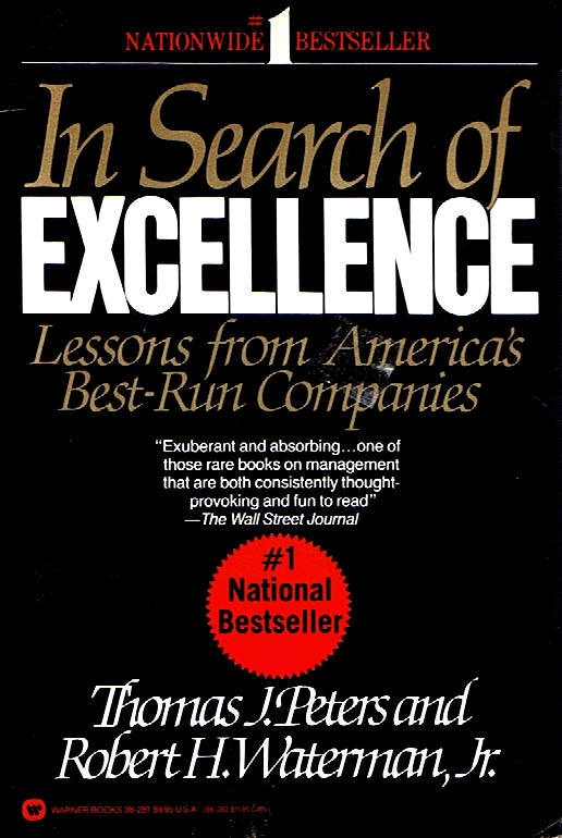Still in Search of Excellence
