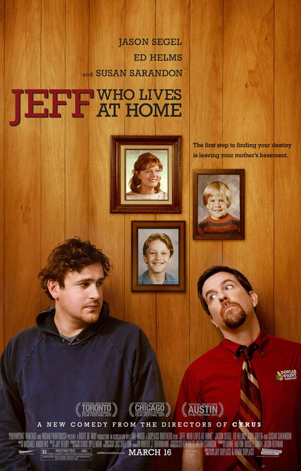 """""""Jeff, Who Lives at Home"""": The Signs Are Everywhere"""