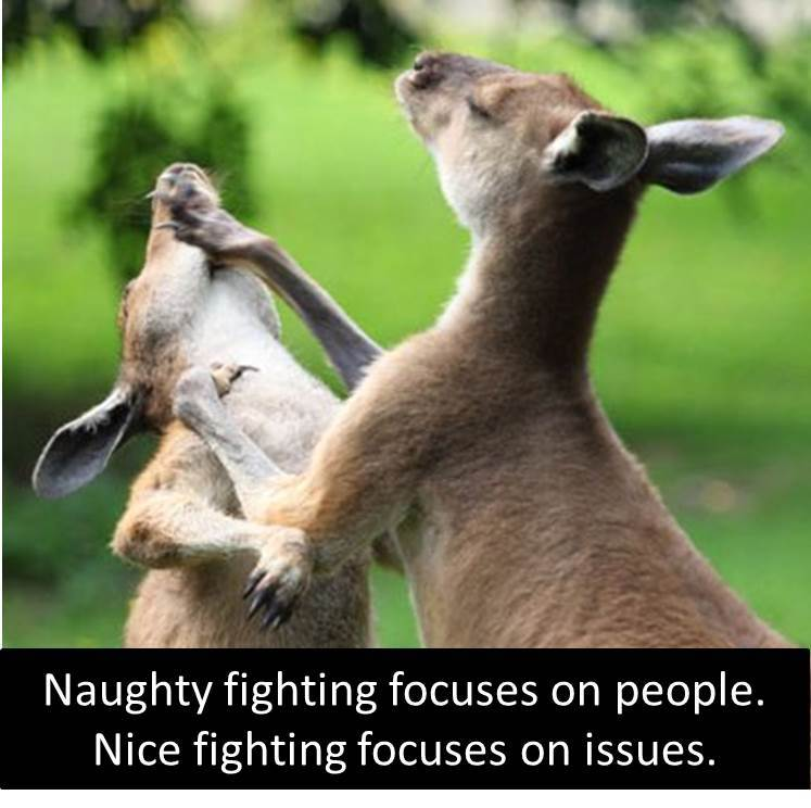 Why Teams Fight and What to Do About It