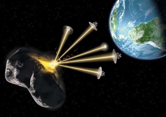 Bracing for Impact: Possibilities for Asteroid Attenuation