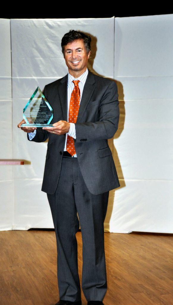 President of Havenwood-Heritage Heights Awarded for Excellence in Leadership