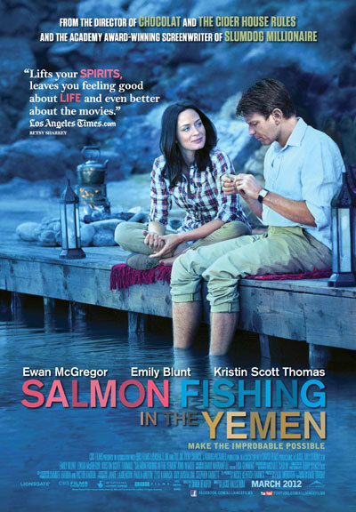 """""""Salmon Fishing in the Yemen"""": Fooling Mother Nature"""