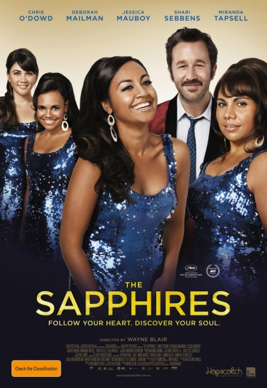 """""""The Sapphires"""" Shines Like a Star"""