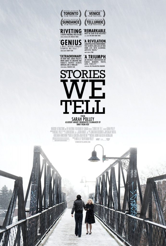 'Stories We Tell': A Standout Personal Documentary