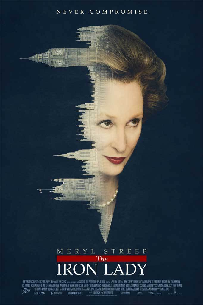 """""""The Iron Lady"""": Her Coolness"""