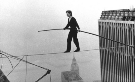 Walking the Leadership Tightrope
