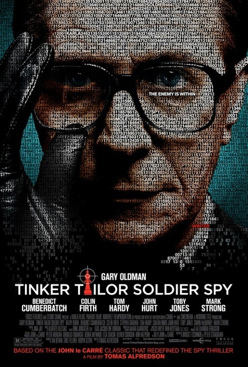"""""""Tinker Tailor Soldier Spy"""": LeCarre's People"""