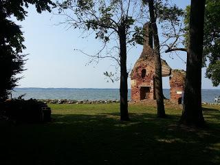 Ghostly Ruins on the Rappahannock