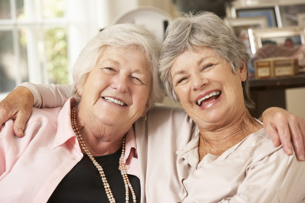 Friends Are Needed for Dementia