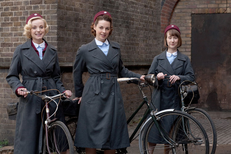 Rekindling Memories With 'Call the Midwife'