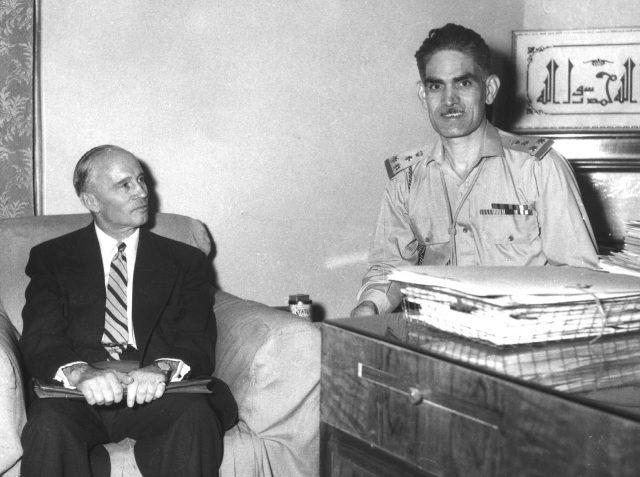 Dateline Baghdad: Bastille Day, 1958
