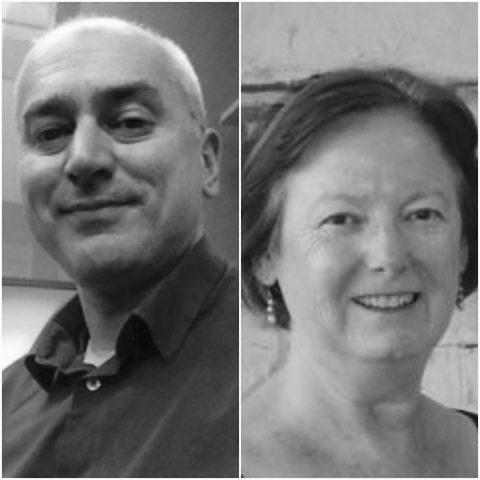 Colleen Doyle and David Jackson