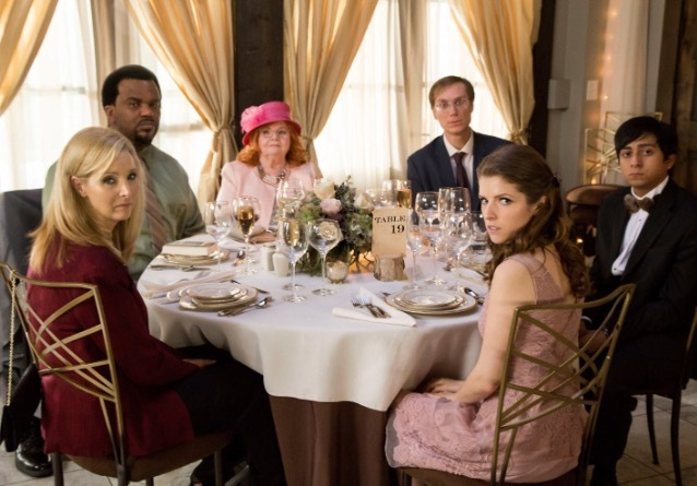 'Table 19': Wedding Bell Blues