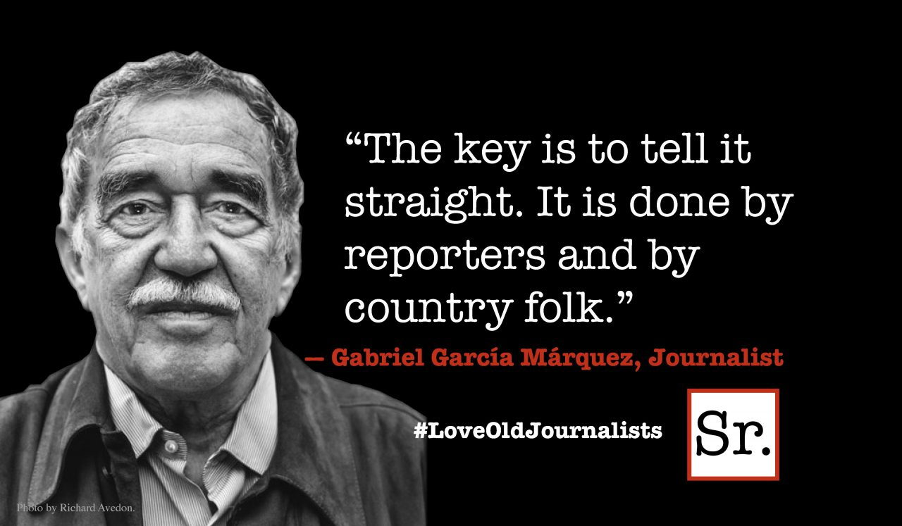 Love Old Journalists