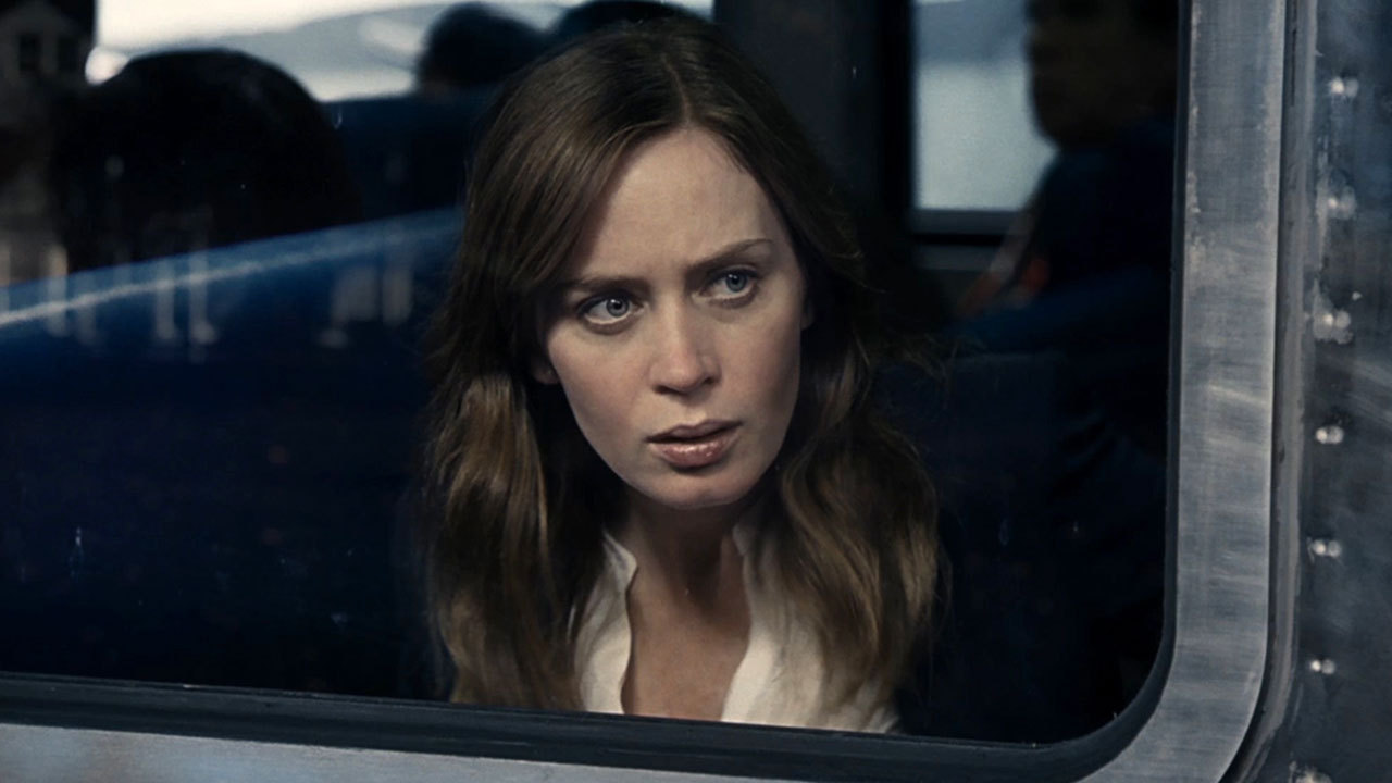 'The Girl on the Train': Just Passing Through