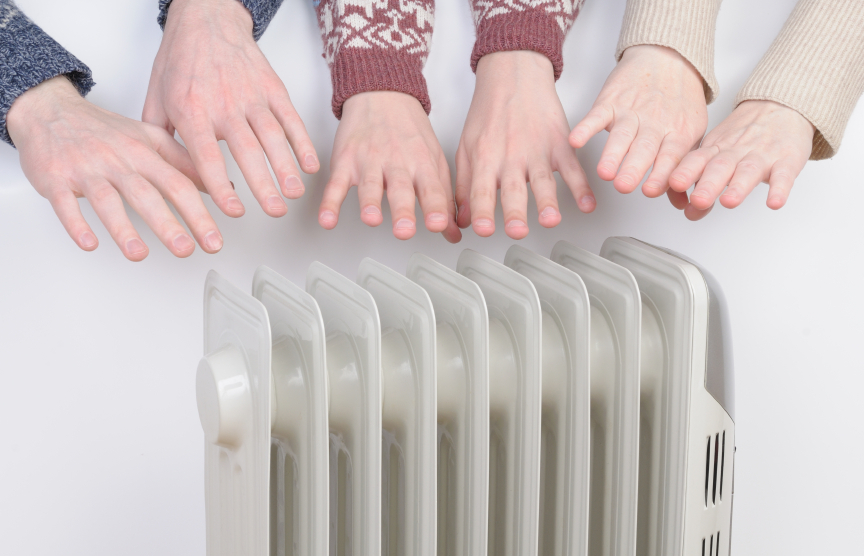 What to Do When It's Cold Inside