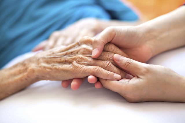 Hospice Workers Don't Plan Ahead Themselves