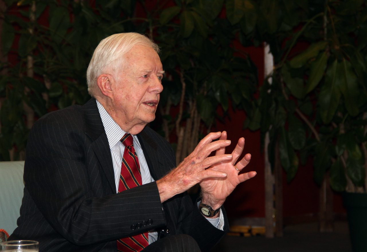 Looking Back to Jimmy Carter