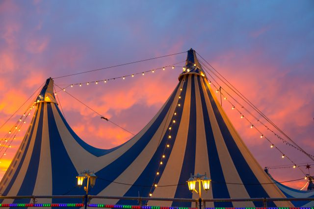 Farewell to the Circus