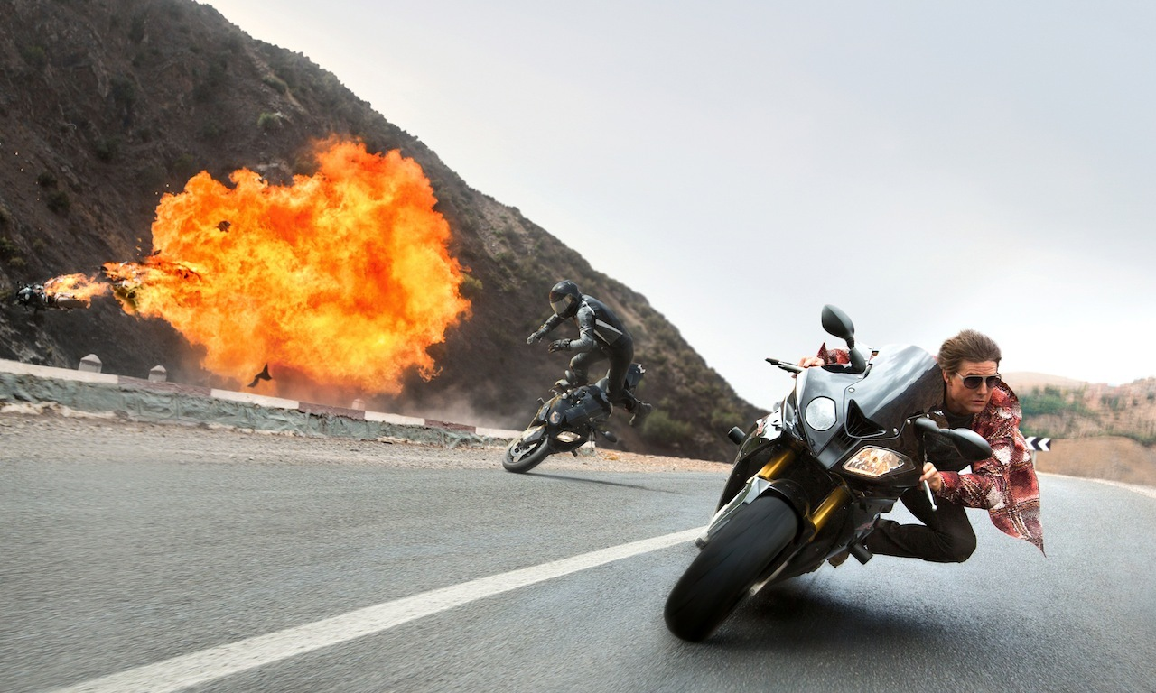 The Action Just Keeps On Coming in 'Mission Impossible — Rogue Nation'