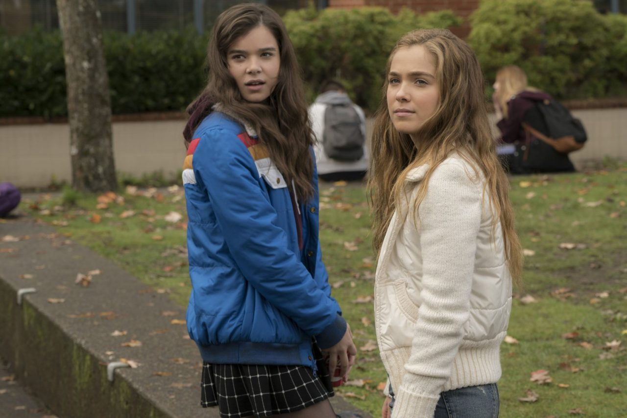 'The Edge of Seventeen' : Hilarious Angst